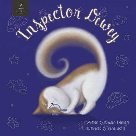 box inspector and other important for cats books book review inspector dewey tales of the marvelous