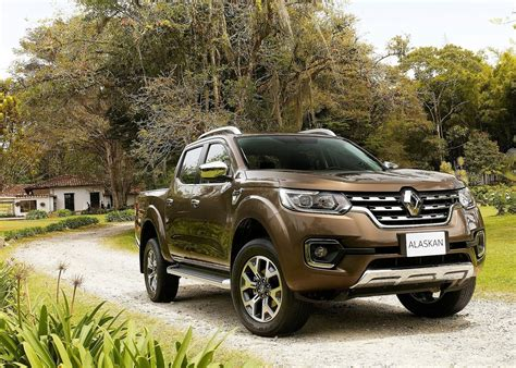 renault alaskan renault alaskan officially revealed cars co za