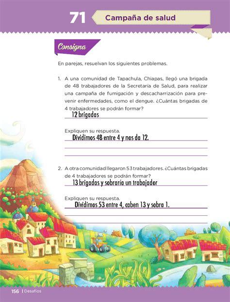 pagina71 del libro de matematicas con respuestas pagina de respuestas del libro de 5 grado