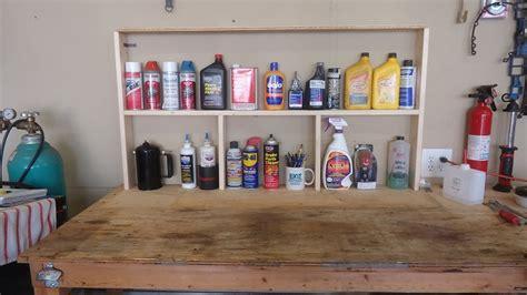 set up garage workshop