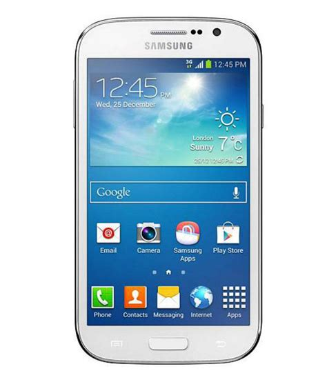 P Samsung Galaxy by Samsung Galaxy Grand Neo Plus 8gb Mobile Phones At