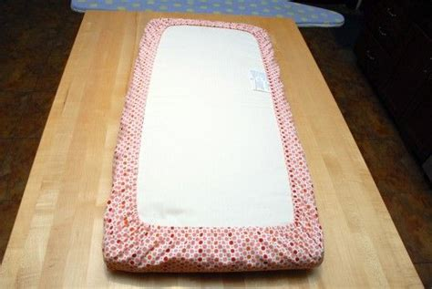 Mini Crib Sheet Tutorial How To Sew Mini Crib Sheets Easy With Pictures It Is