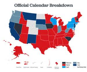 us map of delegates by state the official guide to the 2016 republican nominating
