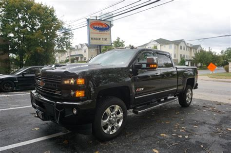 On Our Radar Rafe Teams Up With Chevrolet by Boonsboro Client Adds Chevy Silverado Radar And Laser System