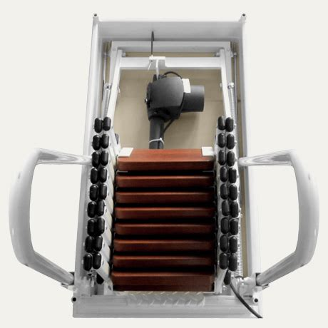 scala soffitta retrattile a soffitta pantografo scale a scomparsa