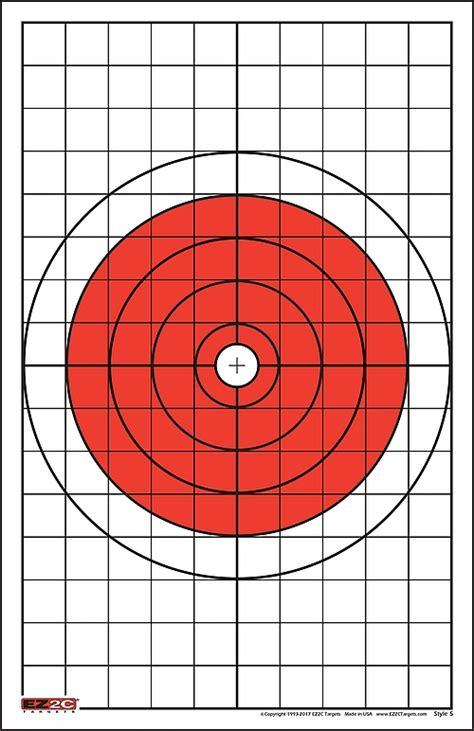 printable 11x17 targets paper targets rifle paper targets ez2ctargets com we