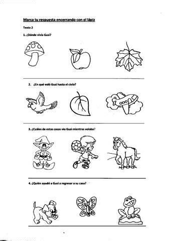 cuentos para leer de primero grado cuentos breves y fichas para ejercitar la comprensi 243 n de