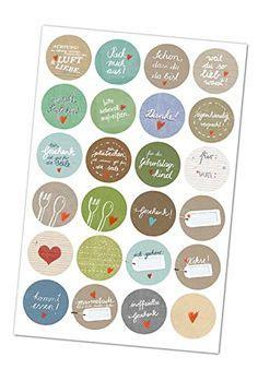 Sticker Drucken Stanzen by Mit Liebe Selbstgemacht Etiketten F 252 R Gastgeschenke