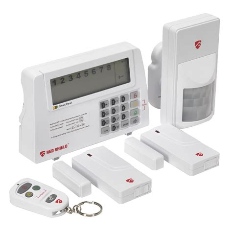 sealey wireless security starter kit business home alarm