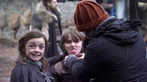 got one game of thrones 50 awesome behind the scenes photos