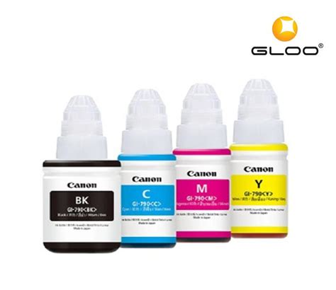 Cartridge Canon 790 Gi790 Gi 790 Gi 790 Tinta Printer Botol Kuning canon gi 790 black cyan magenta yel end 4 10 2018 10 15 am
