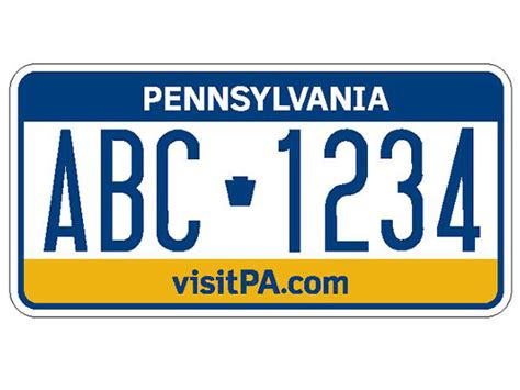 cost of pa vanity license plates to skyrocket in july