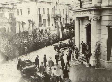 banco di napoli quarto i monumenti inaugurati re vittorio emanuele iii