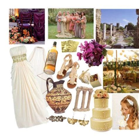 themed wedding themed wedding hercules and ancient greece themed dreams