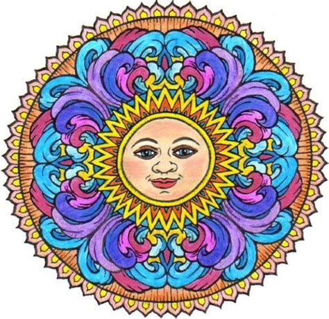 offerings of a year of moon mandalas books from our mystical mandala coloring book coloringbooks
