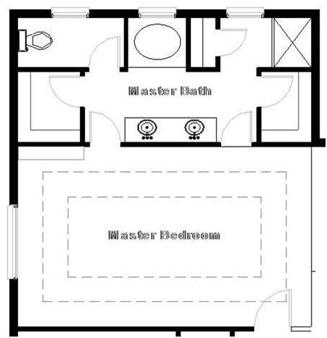 master bedroom plans with bath 25 best ideas about master bedroom plans on