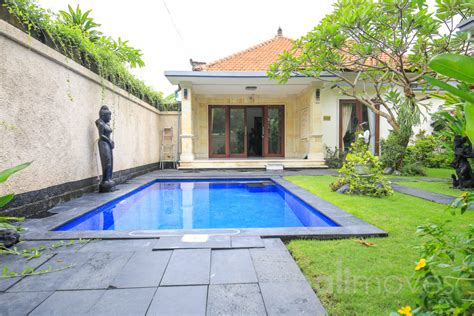 3 or 4 bedroom house for rent three bedroom clean villa for rent in sanur sanur s