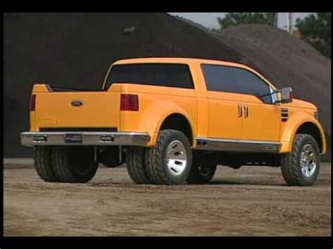 Ford Tonka Truck Concept   Autos Post