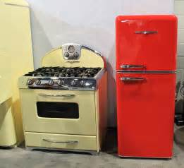 Retro Kitchen Appliances by Northstar Vintage Style Kitchen Appliances From Elmira