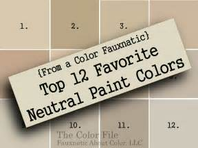 top sherwin williams paint colors from a color fauxnatic top 12 favorite neutral paint