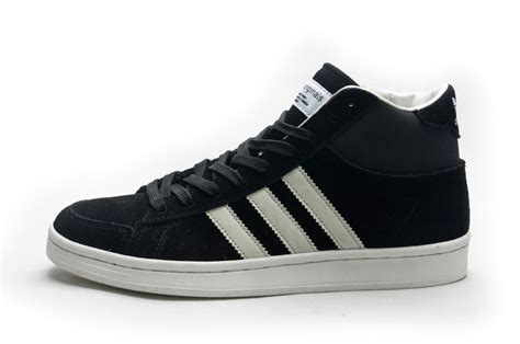 adidas shoes for high tops black and white los
