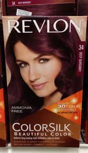 revlon burgundy hair color burgundy brown hair color revlon burgundy hair color