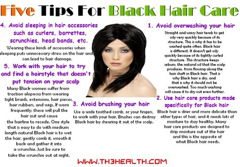 Black Hair Care Tips | black hair care tips short hairstyle 2013