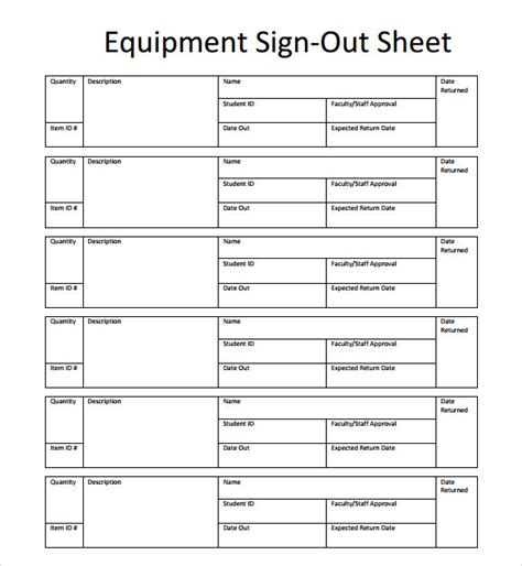 sign out sheet instathreds co