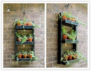 how to make diy wooden wall planter step by step tutorial