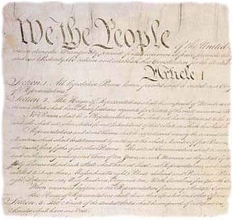 free printable us constitution u s constitution
