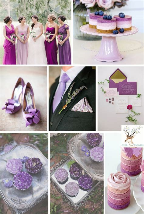 Home Decor Red Deer by Amethyst Orchid Wedding Color Ideas Purple Wedding Colors