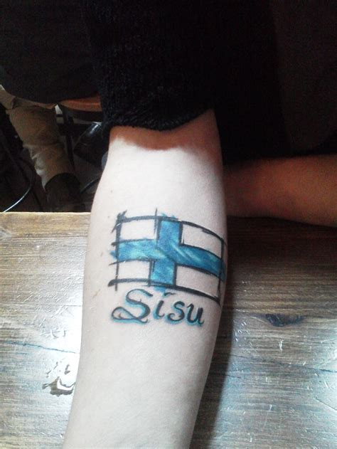 sisu tattoo pin by bryan on tattoos