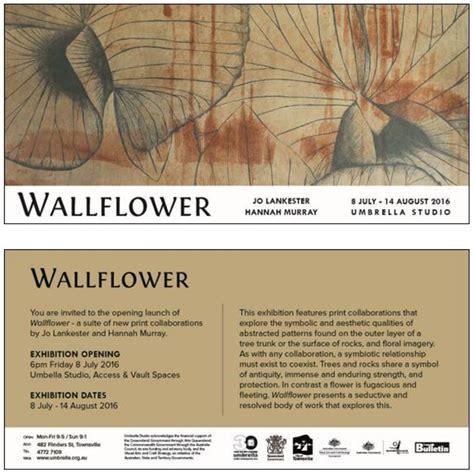 pattern maker townsville jo lankester brush press studio wallflower