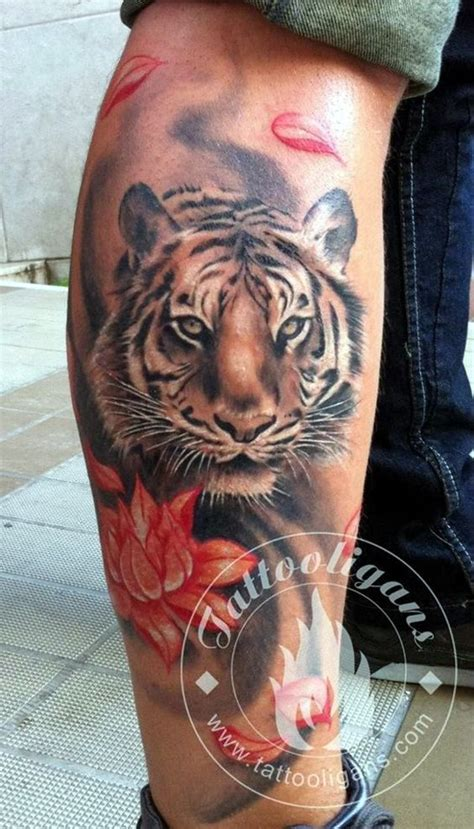 tiger tattoo by mefisto tattoo 50 tiger tattoo designs for daredevils like you tiger