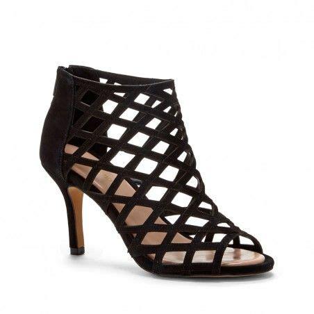 3 inch black heels qu heel