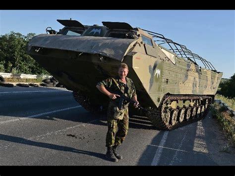 interno carro armato kiev carri armati russi varcano confine ansa san