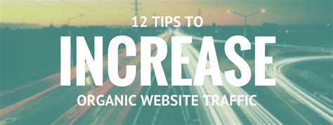 7 Tips On Increasing Website Traffic by Weslee Trout Seo Social Media And More