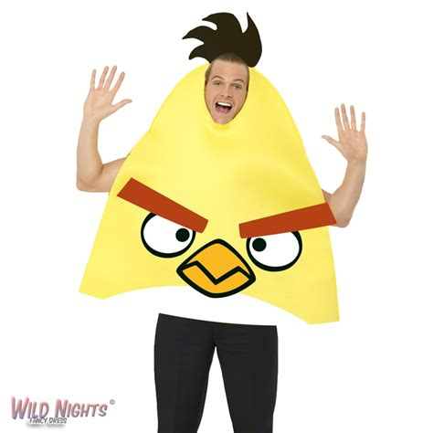 fancy dress costume adult gaming cartoon angry birds red med 38 40 fancy dress costume adult gaming cartoon angry birds