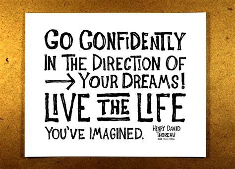 How To Get The Of Your Dreams by Go Confidently In The Direction Of Your Dreams