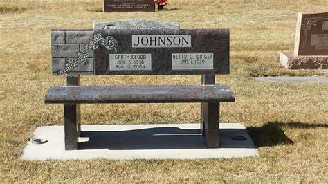bench headstones for graves monument benches for graves pictures to pin on pinterest