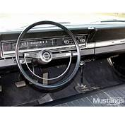 1964 Ford Galaxie Interior  Image 166