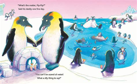 be brave penguin books rees picture books