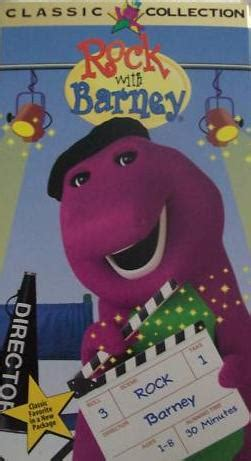 Barney And The Backyard Rock With Barney by Barney The Backyard Rock With Barney Twilight