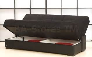 Futon Sofa Bed With Storage Planet Sofa Bed Microfiber Black Sofa Beds Fj Bedroom Furniture Reviews
