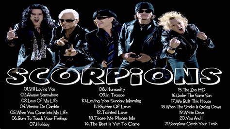 best scorpion songs scorpions scorpions greatest hits album best