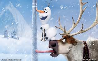 Olaf and sven frozen photo 36880625 fanpop