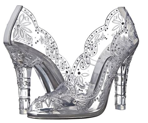 glass high heel dolce and gabbana cinderella shoes divalicious shoes