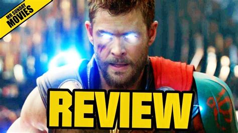 movie review thor 2 decision stats review thor ragnarok uhh it s pretty good youtube