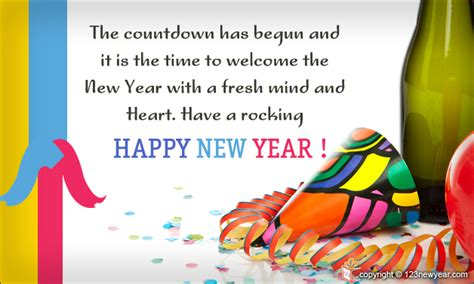 happy new year wiss happy new year wishes and greetings