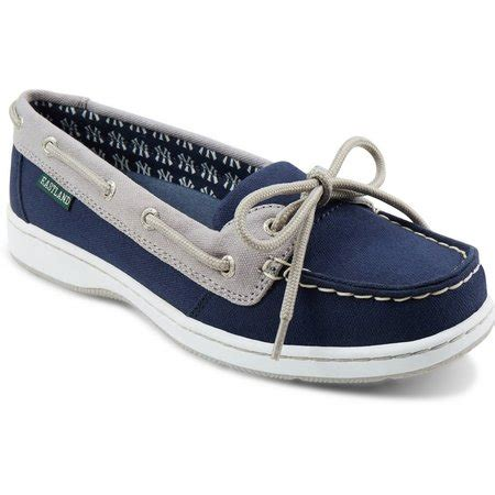 boat shoes new york new york yankees womens boat shoes by eastland bealls